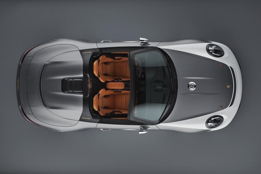 Porsche special 911 Speedster Concept (9)