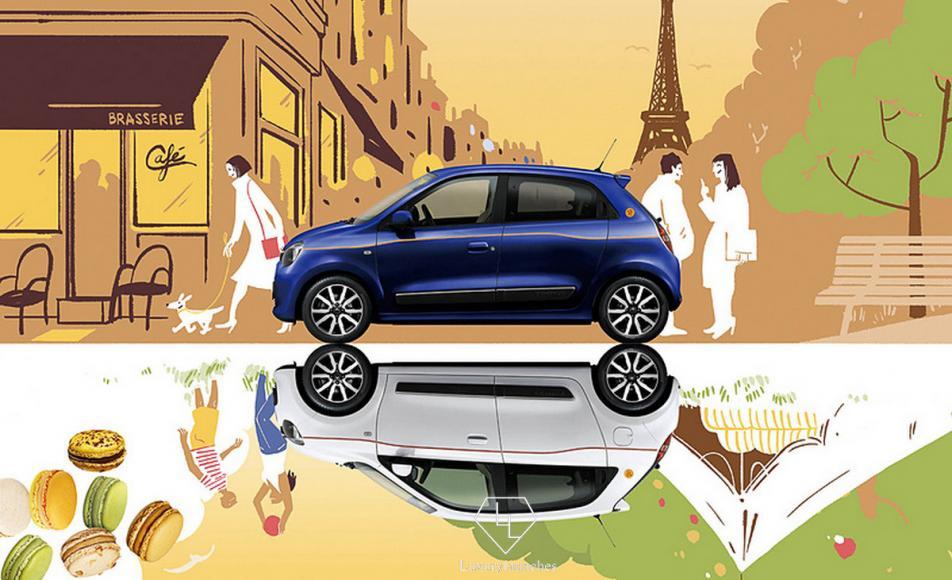 Renault Twingo Pierre Herme edition (1)