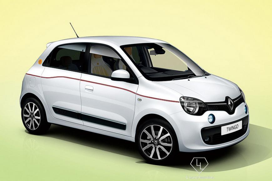 Renault Twingo Pierre Herme edition (2)