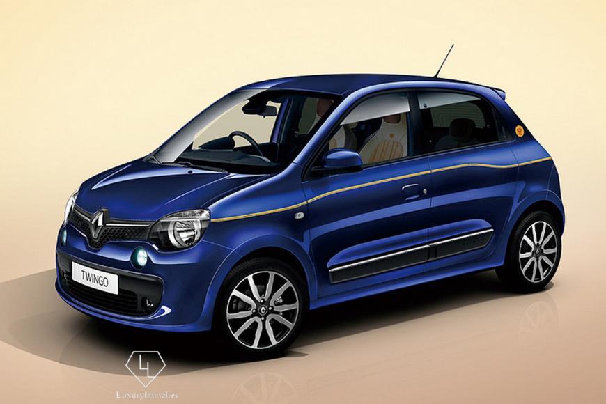 Renault Twingo Pierre Herme edition (4)