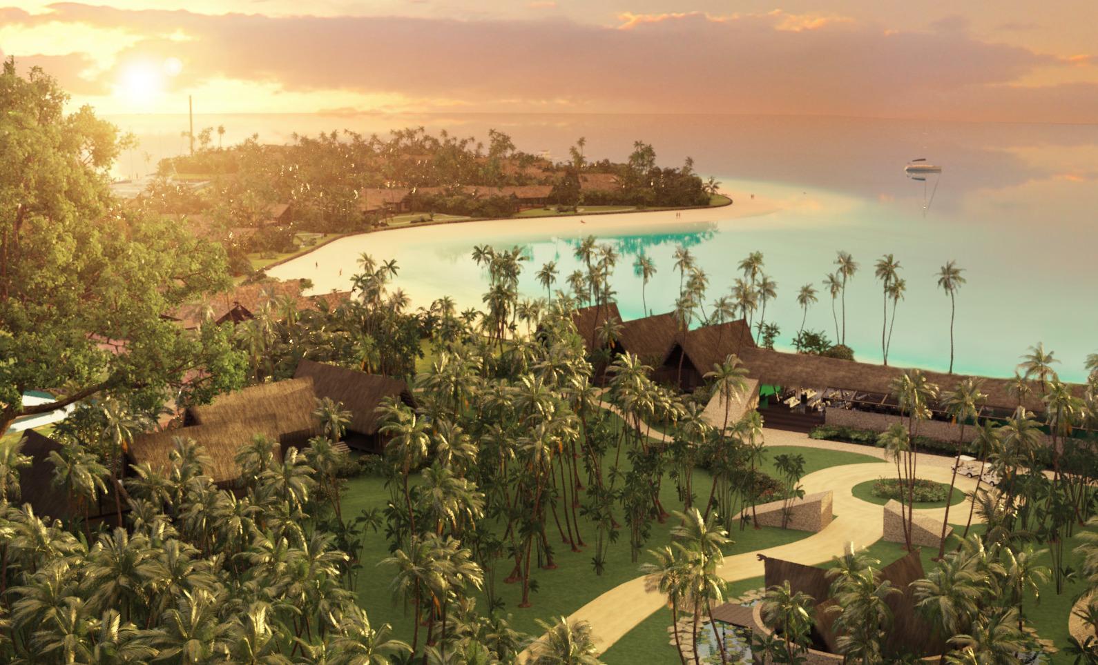 This Ultra Luxury Resort In Fiji Runs Entirely On Solar