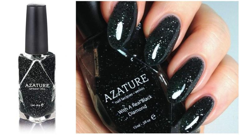 Contained With 267 Carats Of Black Diamonds The Luxe Lacquer Is Already Making Claims For Being Most Expensive Nail Polish In World