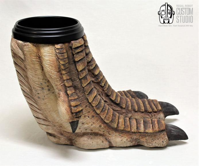 dinosaur-foot-trash-can-waste-basket-1