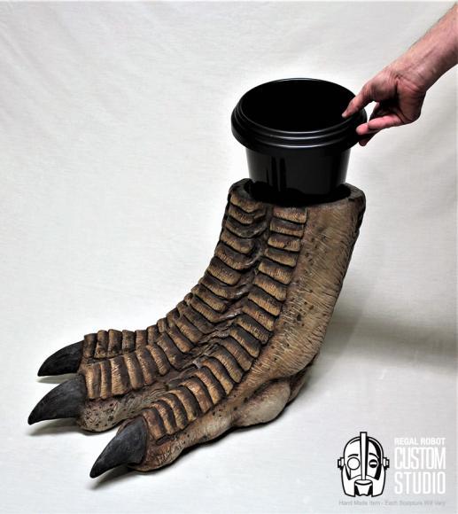 dinosaur-foot-trash-can-waste-basket-2