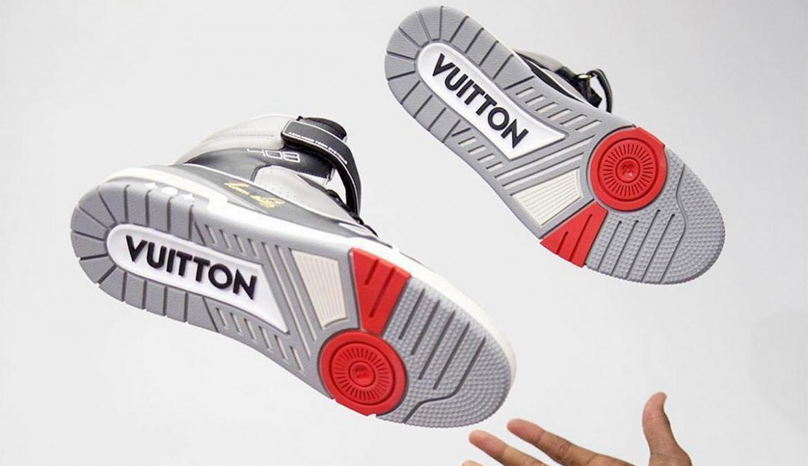 0693c3eb15 ... forces with several designers in the past but not once have we heard of  the brand s collaboration with famed artist Virgil Abloh. In a first of  sorts