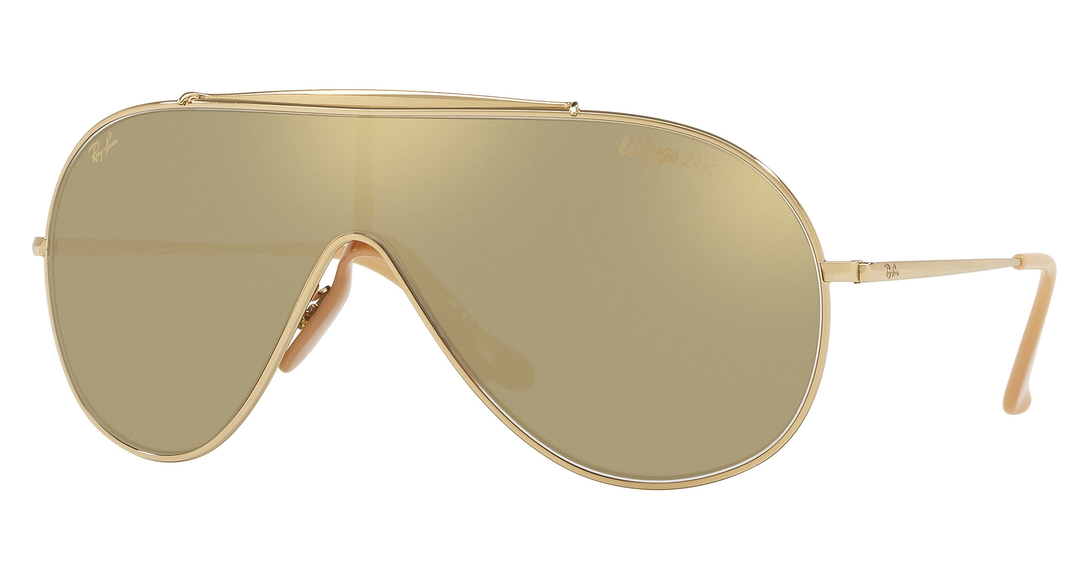 87df09bac14 Ray-Ban unveils 24k gold-plated aviators for a whopping  500 -