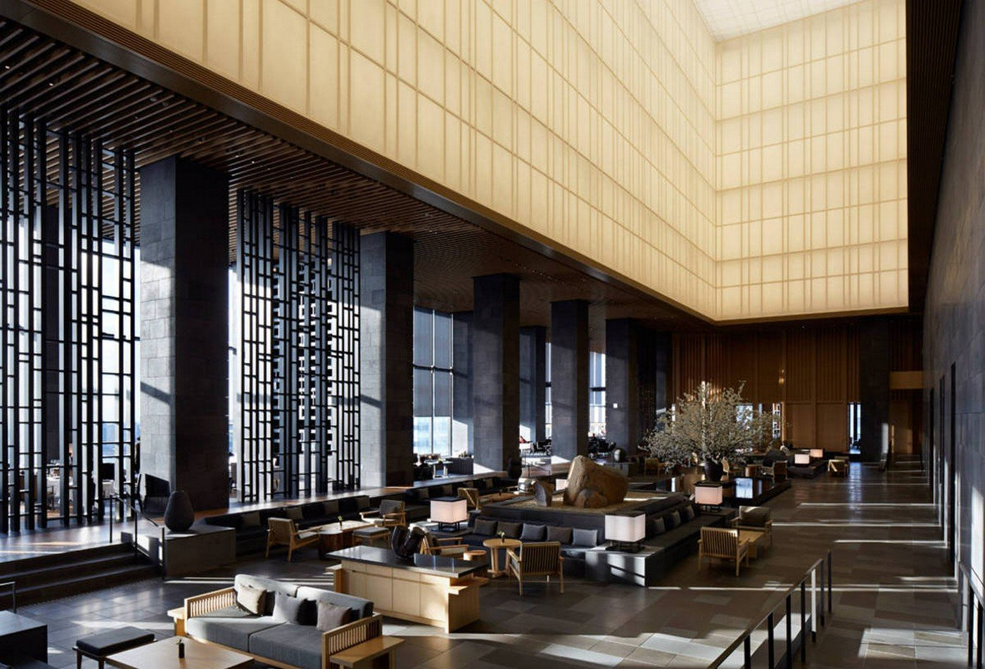 Most Expensive Cars >> Hotel Review: Aman Tokyo, Japan