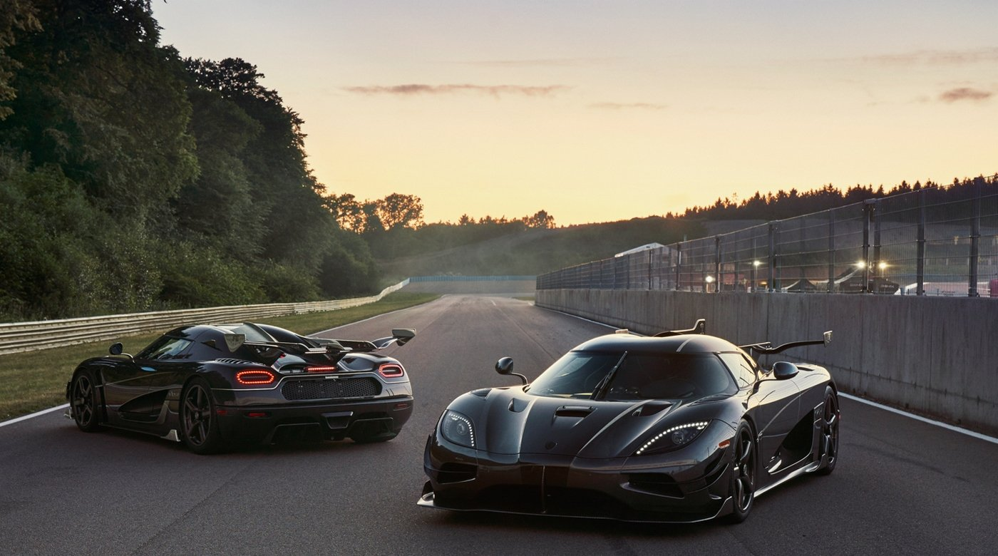 Koenigsegg Has Named The Final Two Agera Hypercars Thor