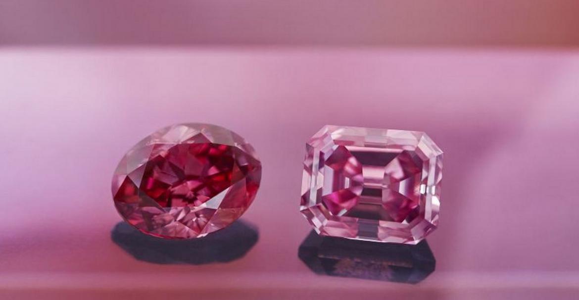 Meet the Argyle Alpha – the largest ever vivid pink diamond in the world -