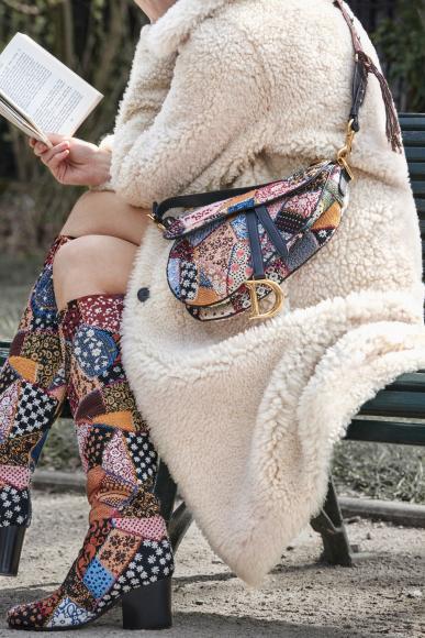 Dior saddle bag (3)