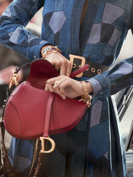 Dior saddle bag (4)
