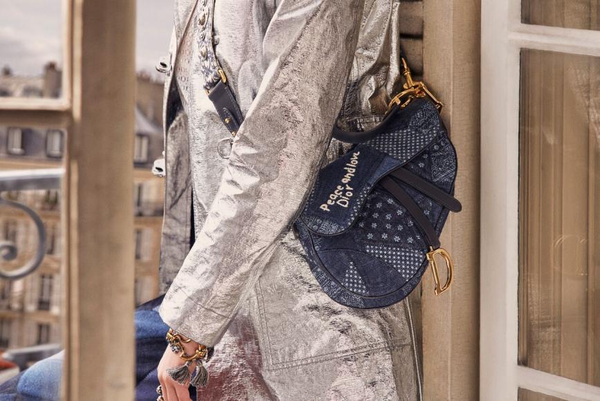 Dior saddle bag (5)