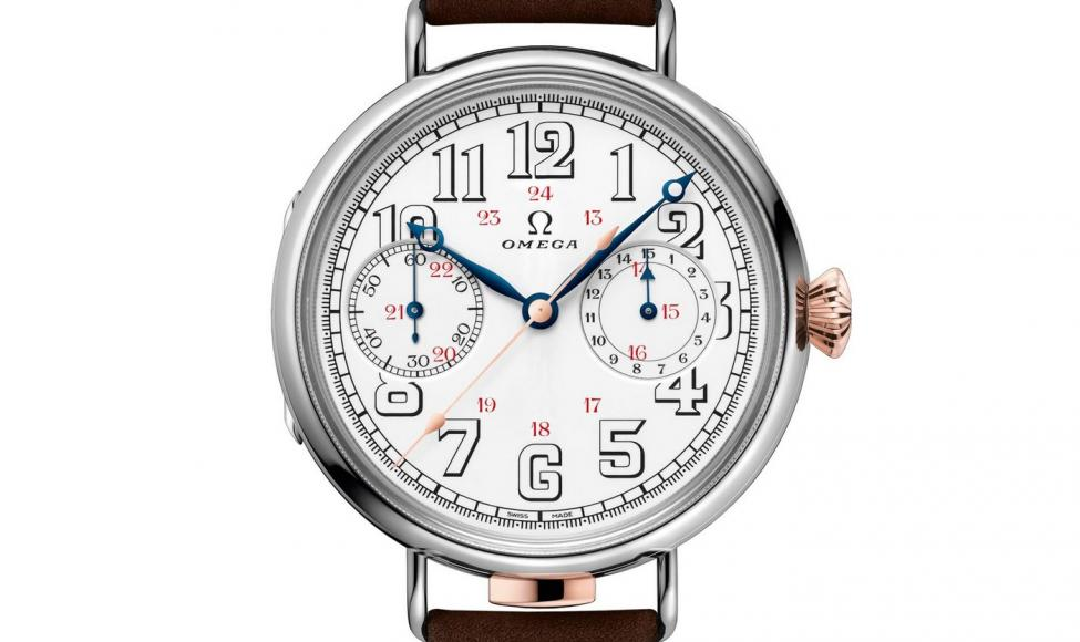 First-Omega-Wrist-Chronograph-Limited-Edition-18-chro-watch-1