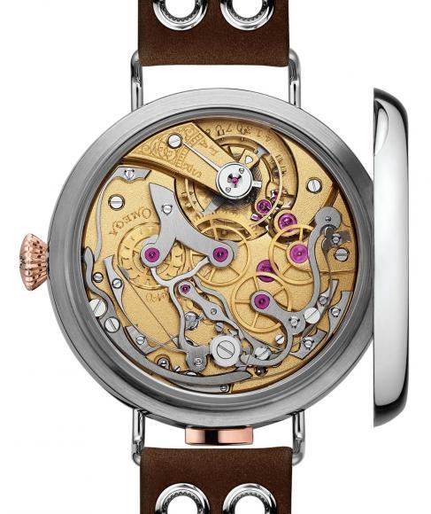 First-Omega-Wrist-Chronograph-Limited-Edition-18-chro-watch-6