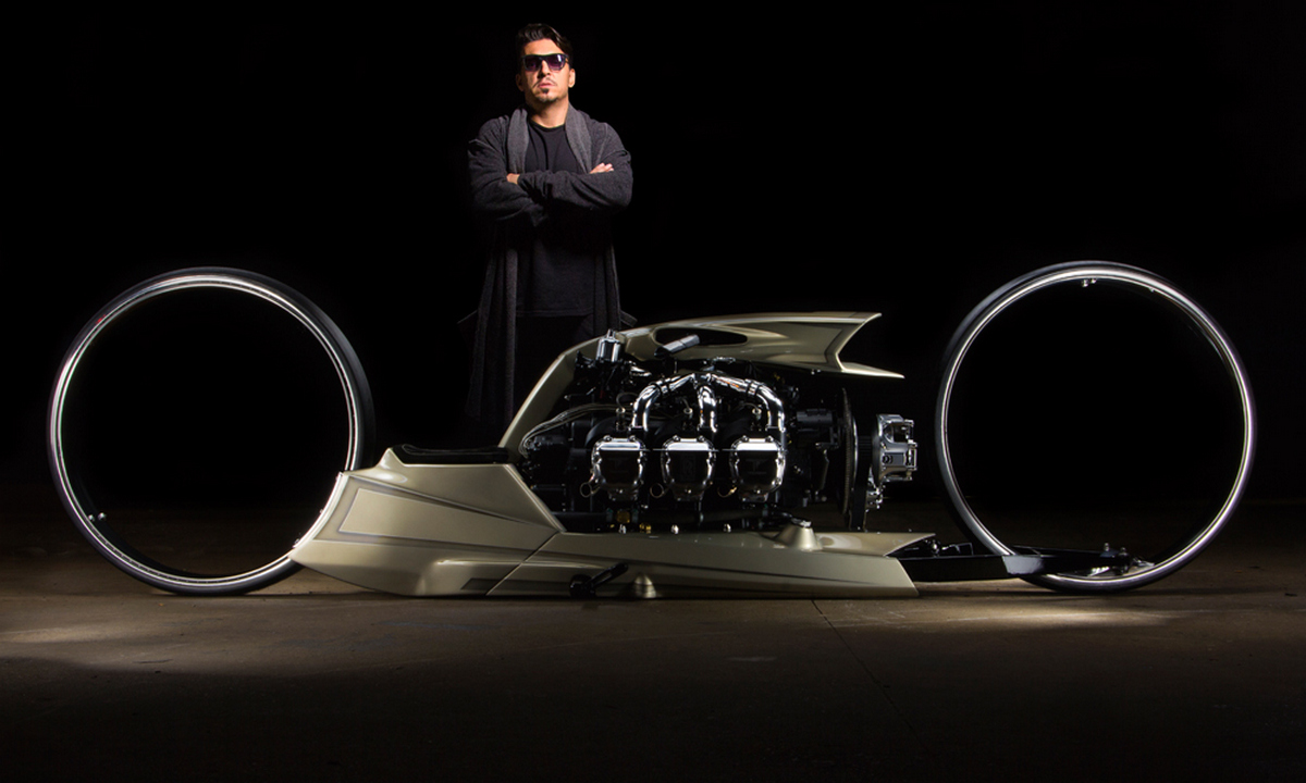 These concept motorcycles are so cool. We pray that they go into production