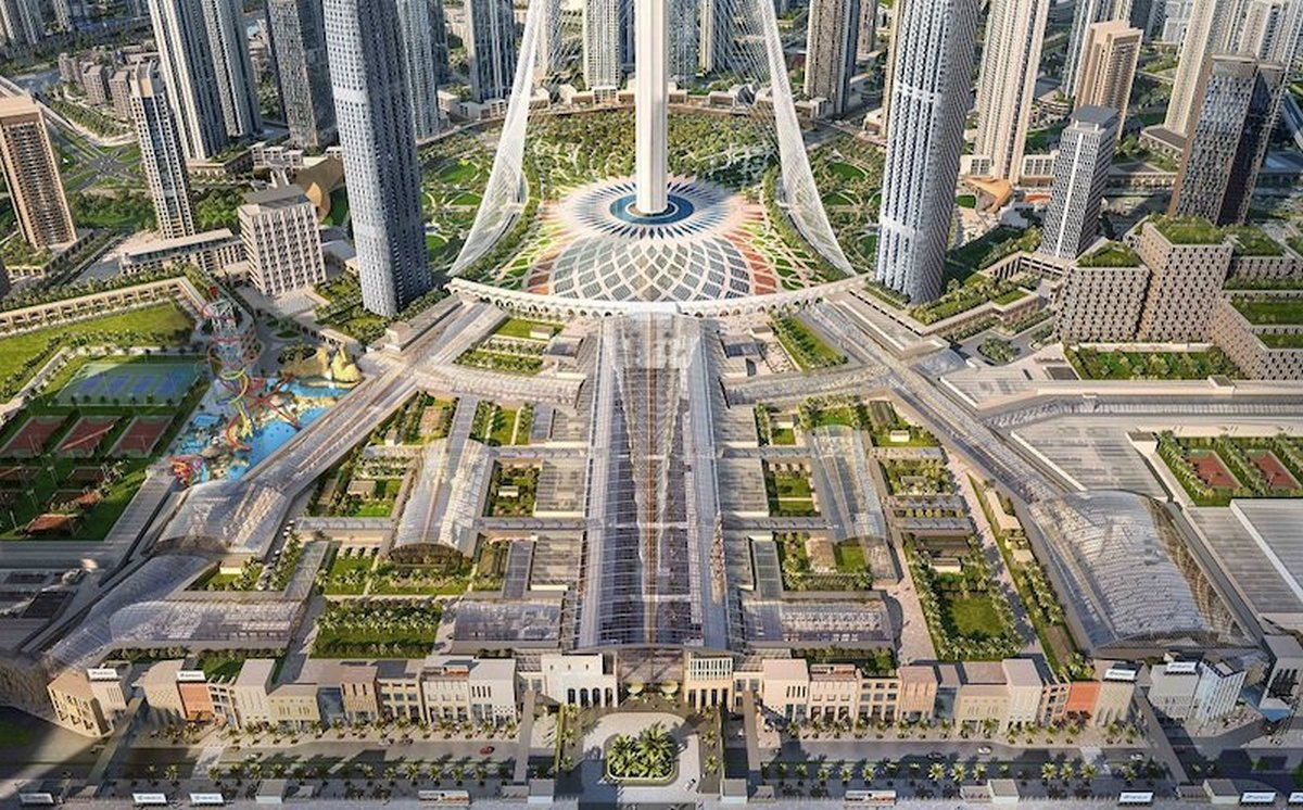 These incredible structures in Dubai will blow your mind