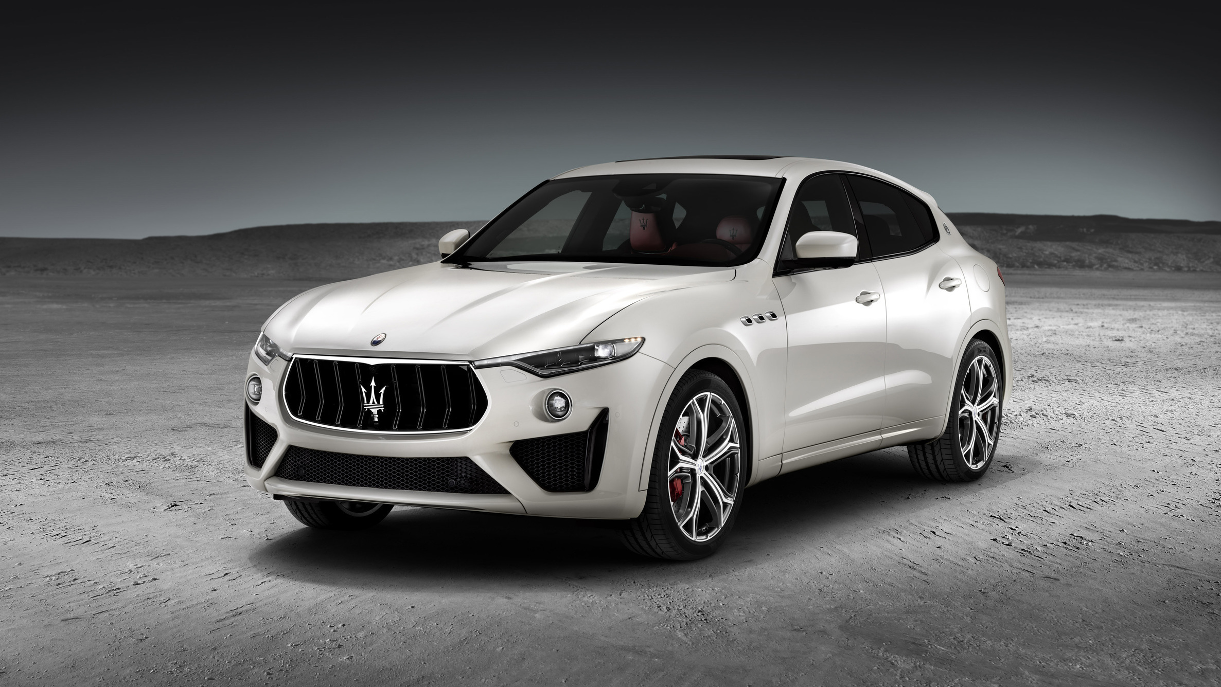 Maserati launches the 2019 Levante GTS with a 550 horsepower Ferrari V8 engine