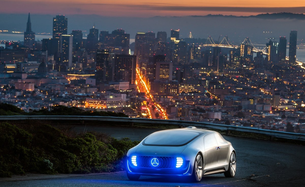 Mercedes benz will begin testing self driving taxies in for Mercedes benz service san francisco