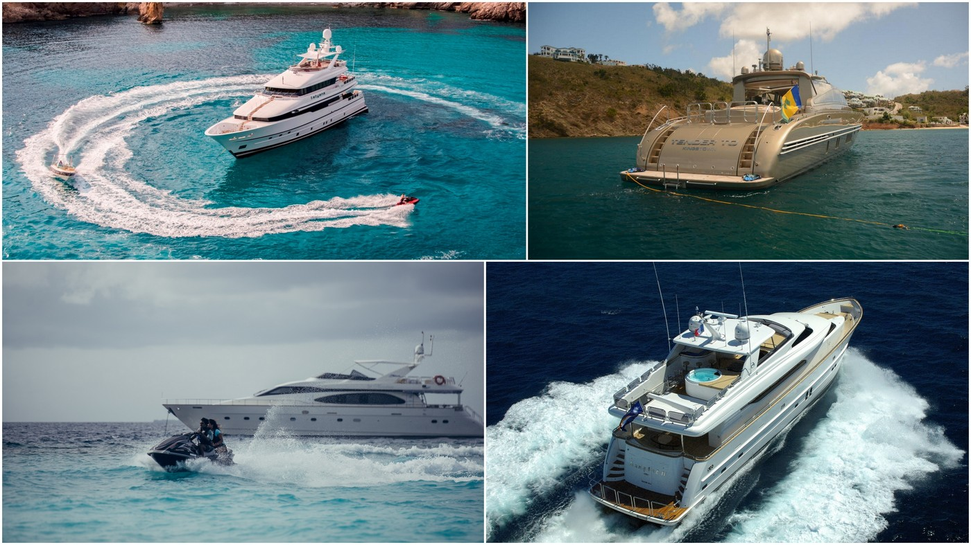 Here are of 4 of the most luxurious yachts you can charter to enjoy the Meditteranean summer in utmost style