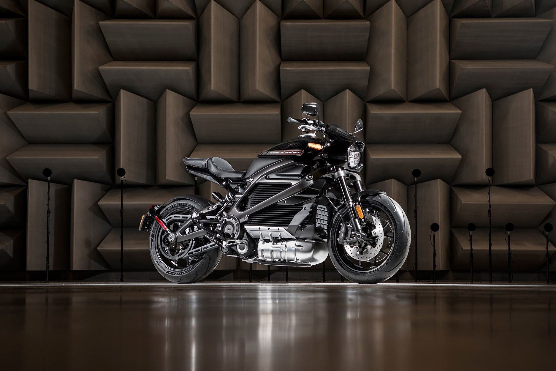 Harley-Davidson will debut its electric LiveWire motorcycle in 2019