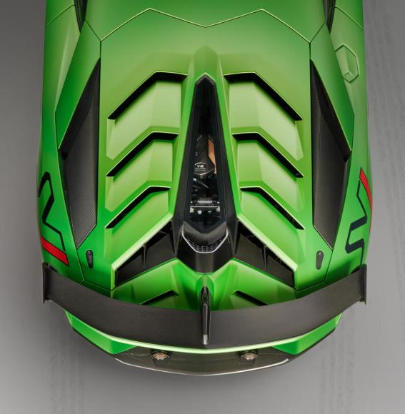 Lamborghini Aventador SVJ (6)