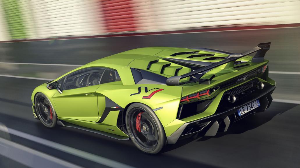 Lamborghini Aventador SVJ (8)