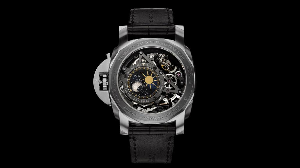 Panerai LAstronomo Luminor 1950 Tourbillon Moon Phases Equation (2)