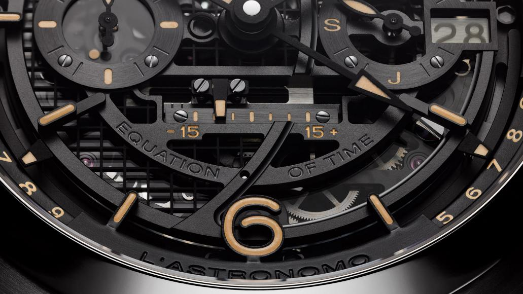Panerai LAstronomo Luminor 1950 Tourbillon Moon Phases Equation (5)