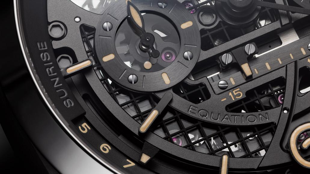 Panerai LAstronomo Luminor 1950 Tourbillon Moon Phases Equation (6)
