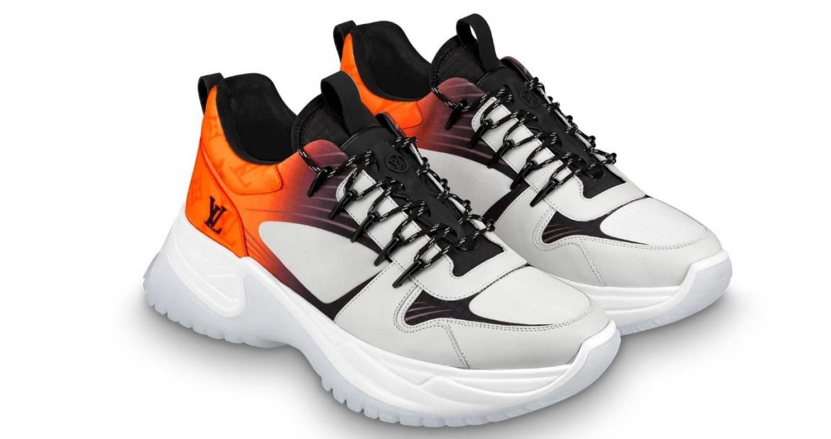 18362a58e1b8 Louis Vuitton has launched a new sneaker called Run Away Pulse. Depending  on your opinion on chunky sneakers