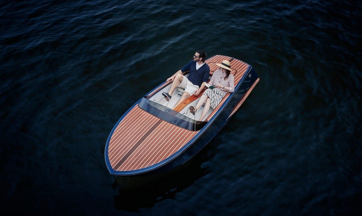 This could be the most expensive pedal boat in the world