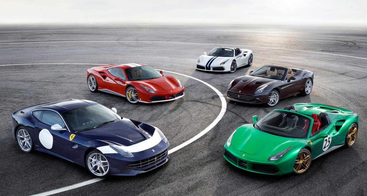 Ferrari pockets a profit of $80k for each car it makes, beating the entire automobile industry