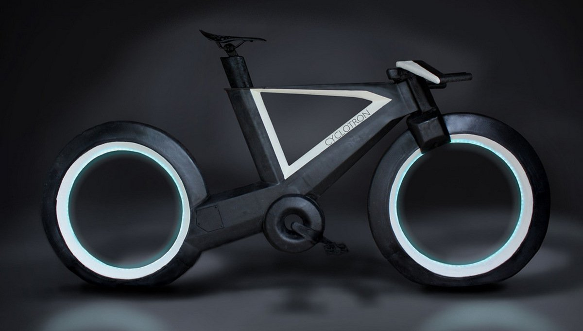 Cyclotron – The worlds first hubless smart bike is on sale for $2,000