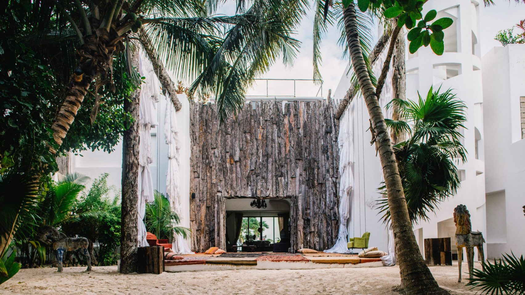 Pics - Take a look inside this Mexican luxury boutique resort which was once Pablo Escobar's home -