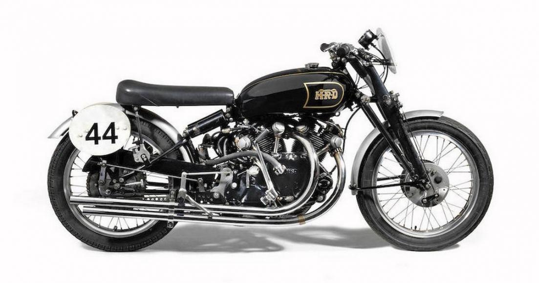 1949 Vincent 998cc Black Lightning (1)