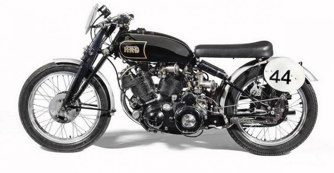 1949 Vincent 998cc Black Lightning (4)