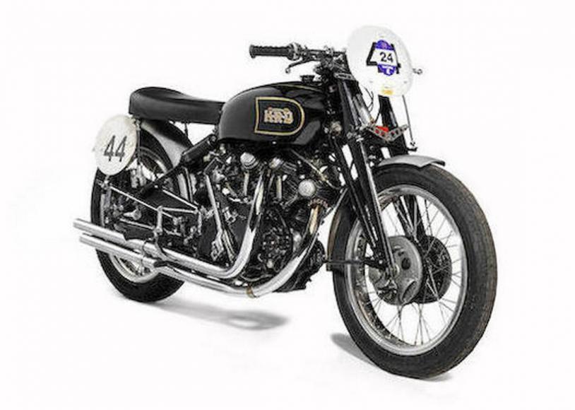 1949 Vincent 998cc Black Lightning (6)