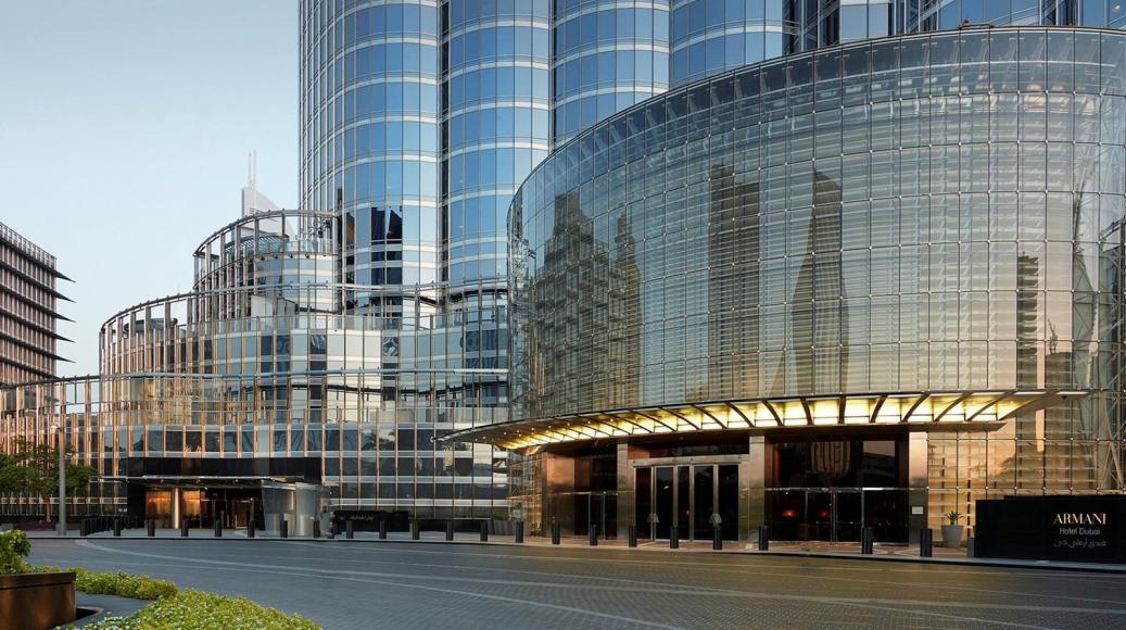 Armani Hotel Dubai review