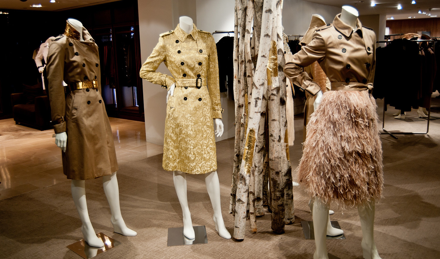 Burberry To Stop Using Fur And Burning Unsold Stock picture