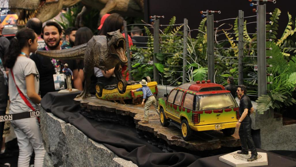 Jurassic Park Diorama for sale (3)