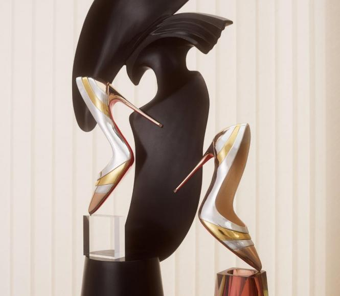 Louboutin collection inspired by 1970s interior design (3)