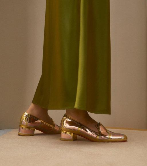 Louboutin collection inspired by 1970s interior design (4)