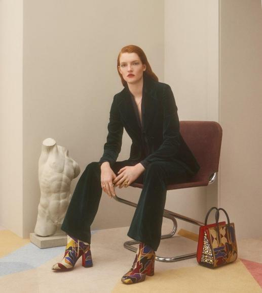 Louboutin collection inspired by 1970s interior design (7)