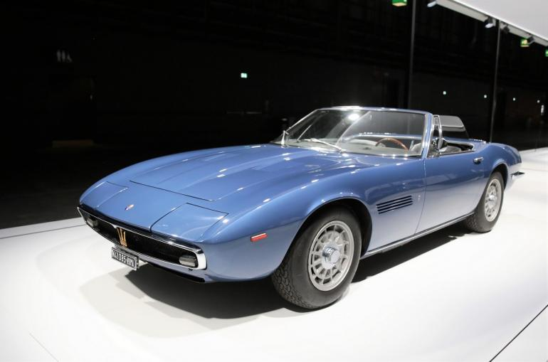 Maserati Ghibli Price >> From the Aston Martin DB4 Convertible to the Lamborghini ...
