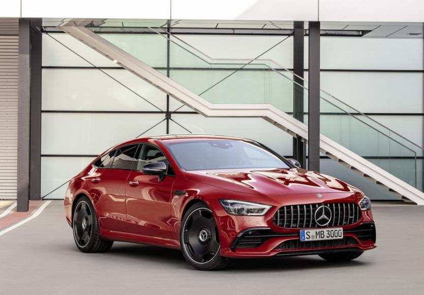 Mercedes-AMG GT 4-Door Coupe (2)