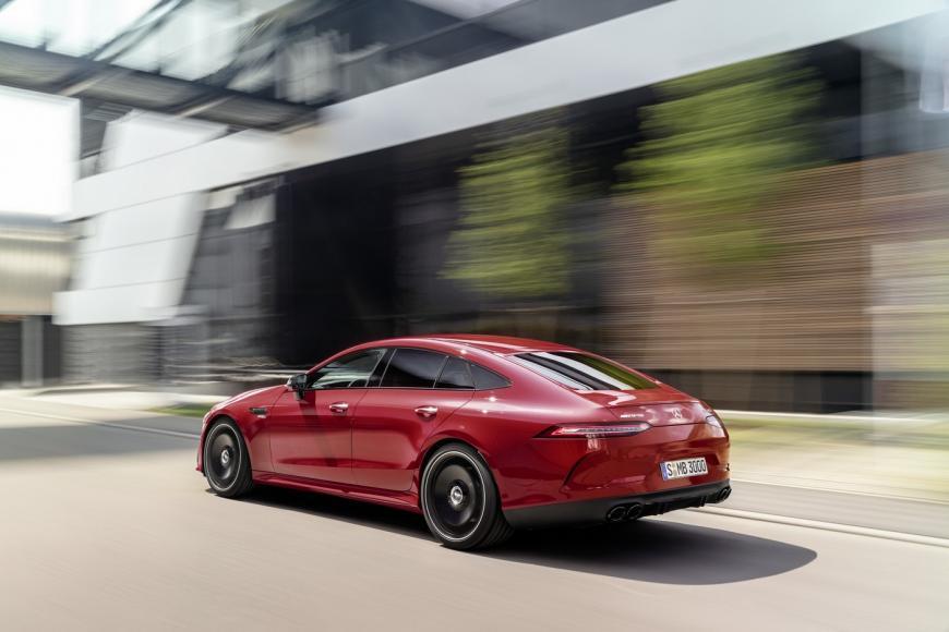 Mercedes-AMG GT 4-Door Coupe (6)