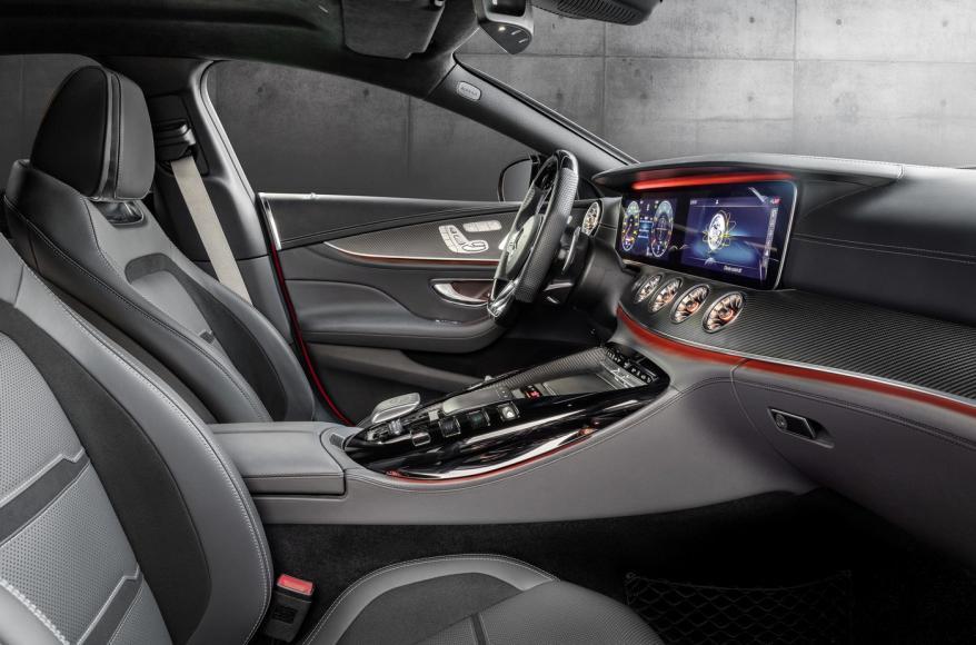 Mercedes-AMG GT 4-Door Coupe (7)