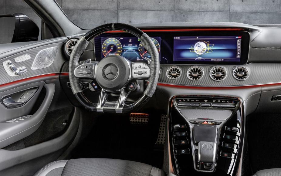 Mercedes-AMG GT 4-Door Coupe (8)