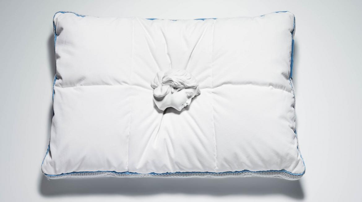 This 120 Pillow With Nasa Approved Technology Promises