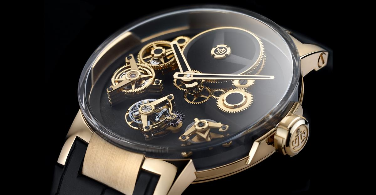 Complicated and beautiful – The Ulysse Nardin Executive Tourbillon Free Wheel watch